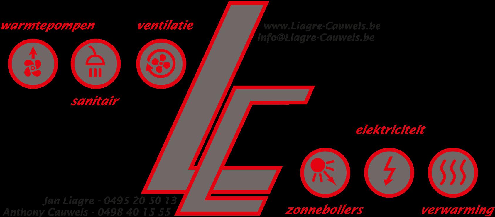 Logo Liagre-Cauwels Izegem