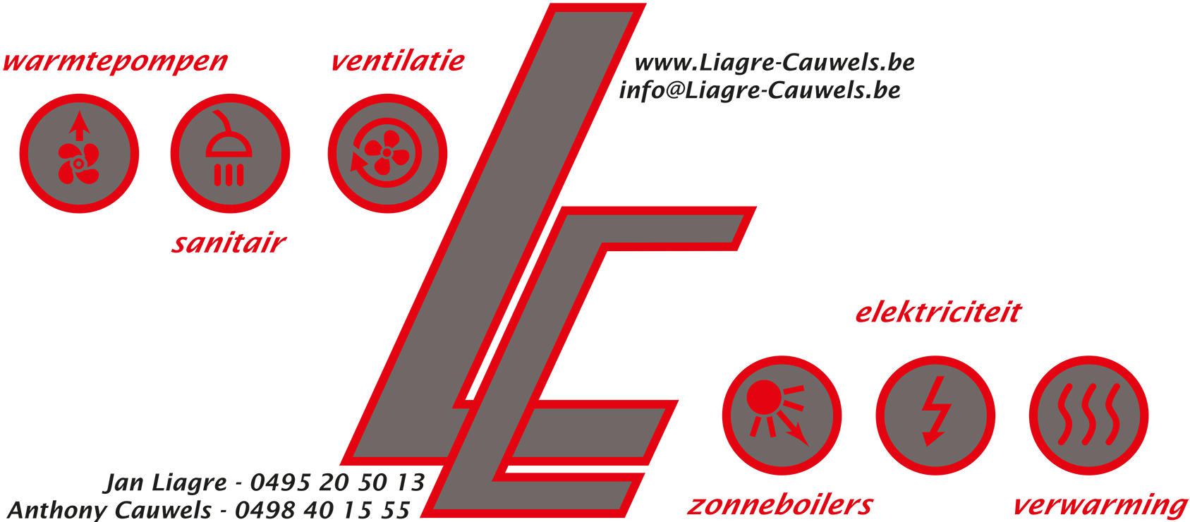 Logo Liagre-Frickelo Izegem