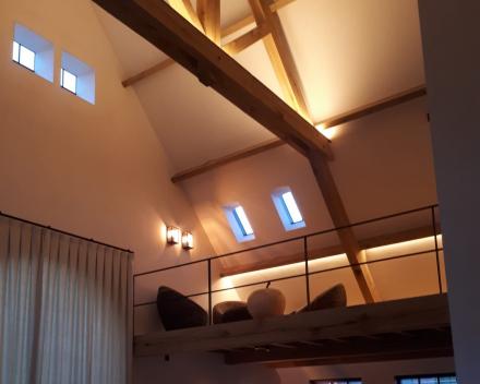 Verlichting nieuwbouwwoning