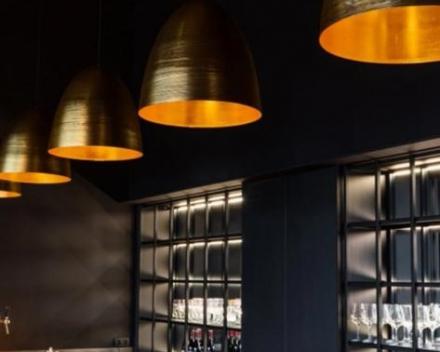 Project Boardroom Club Brugge - Verlichting & elektriciteit