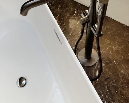 Inrichting badkamer nieuwbouwwoning