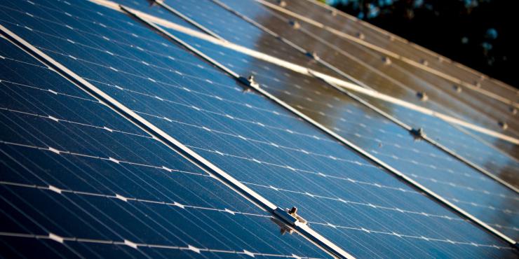 Fotovoltaïsche panelen (PV-panelen)